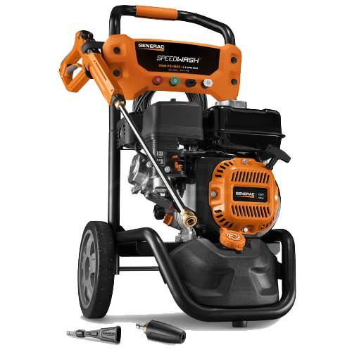 6602 PRESSURE WASHER 2800PSI