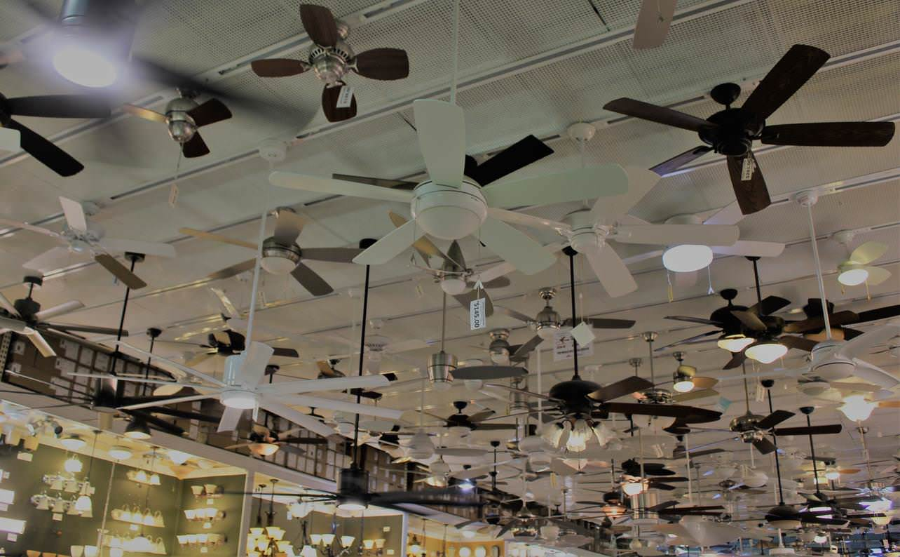 buy ceiling fans in cayman